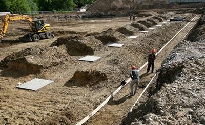 Геодезические исследования грунта — важнейшая составляющая строительного процесса