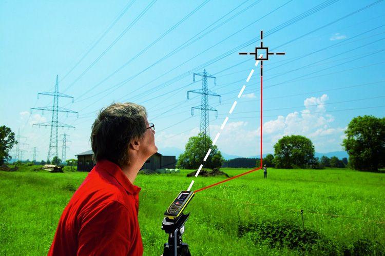 Лазерный дальномер — лучший бесконтактный способ определения расстояний между объектами